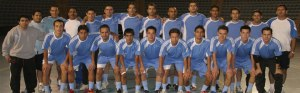 Selección Futboll Sala Guatemala